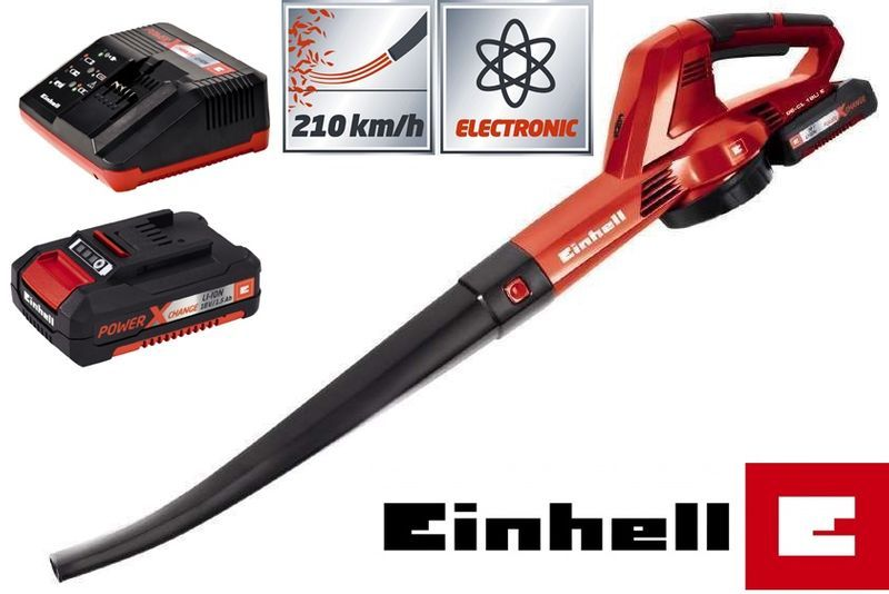 Einhell GE-CL 18 LI E KIT